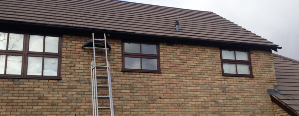 Gutter cleaning & Evesham Roofing Services