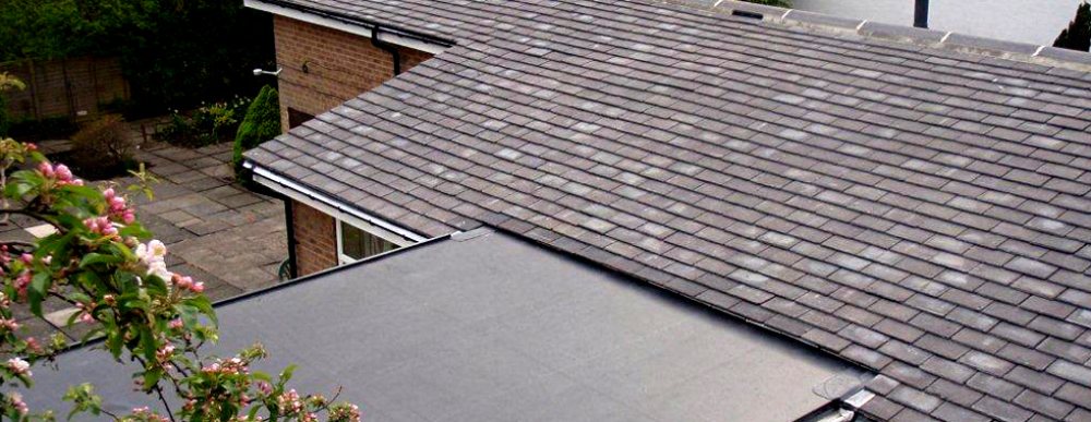 Chimney works and Flat roofing repairs, Evesham